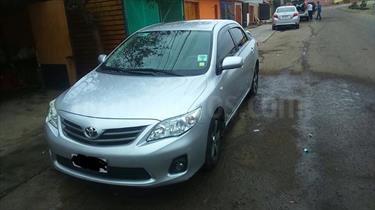 Foto venta Auto Usado Toyota Corolla 1.6 GLi (2012) color Plata Gris precio $6.500.000