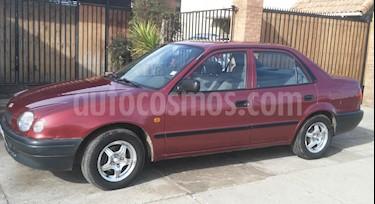 Foto venta Auto Usado Toyota Corolla 1.6 GLi  (1997) color Vino Tinto precio $2.100.000
