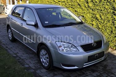 Toyota Corolla  1.6 GLI usado (2002) color Gris precio u$s2,100