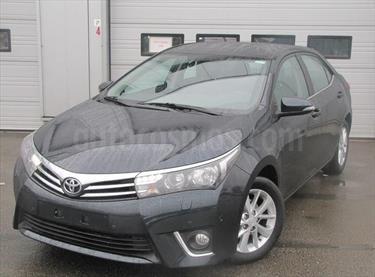 Toyota Corolla  1.6 XLI Aut usado (2014) color Gris precio u$s6,000