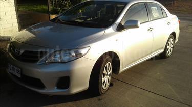 Foto venta Auto usado Toyota Corolla 1.6 XLi  (2013) color Gris Plata  precio $6.500.000