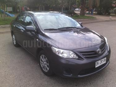 Foto venta Auto usado Toyota Corolla 1.6 XLi  (2013) color Gris Oscuro precio $3.400.000