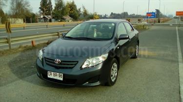 Foto venta Auto Usado Toyota Corolla 1.6 XLi  (2010) color Gris Oscuro precio $5.400.000