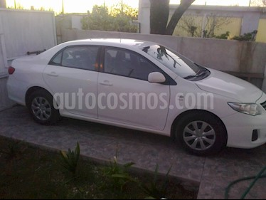 Foto venta Auto usado Toyota Corolla 1.6 XLi (2012) color Blanco precio $230.000