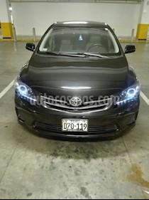 Foto venta Auto usado Toyota Corolla  1.6 XLI (2010) color Negro precio u$s5,600