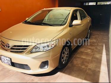Toyota Corolla  1.6 XLI usado (2011) color Bronce precio u$s12,800