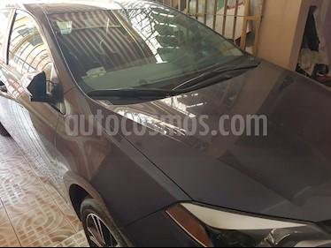 Toyota Corolla  1.8 Premium Aut usado (2016) color Gris Oscuro precio u$s14,000