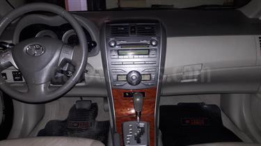 Foto venta Auto Usado Toyota Corolla 1.8 SE-G Aut (2011) color Negro precio $250.000