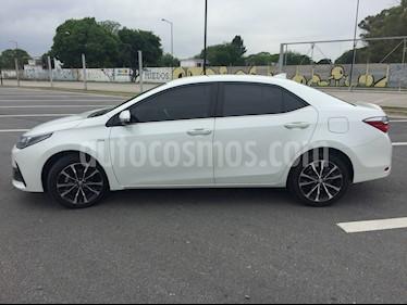 Toyota Corolla 1.8 SE-G CVT usado (2018) color Blanco Perla precio $860.000
