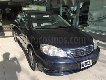 Foto venta Auto Usado Toyota Corolla 1.8 XEi Aut (2006) color Azul precio $165.000