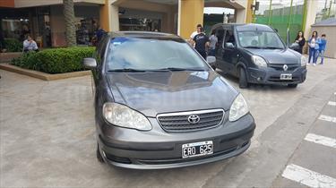 Foto venta Auto Usado Toyota Corolla 1.8 XEi Aut (2004) color Gris Carbono precio $150.000