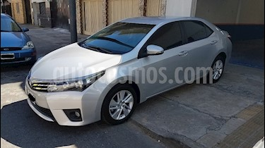 Foto venta Auto Usado Toyota Corolla 1.8 XEi CVT (2015) color Gris Plata  precio $509.900