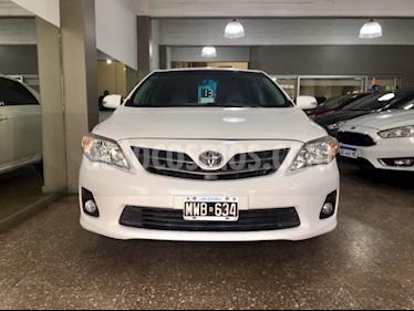 Foto venta Auto Usado Toyota Corolla 1.8 XEi Pack Aut (2013) color Blanco precio $320.000