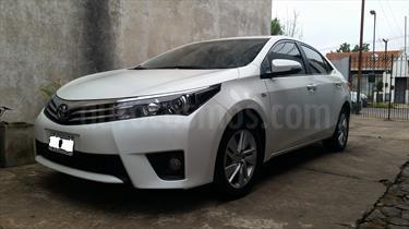 Foto venta Auto usado Toyota Corolla 1.8 XEi Pack (2014) color Blanco Perla precio $415.000
