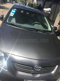 Foto venta Auto usado Toyota Corolla 1.8 XEi Pack (2009) color Gris Plata  precio $199.500