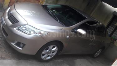 Foto venta Auto Usado Toyota Corolla 1.8 XEi (2009) color Champagne precio $195.000