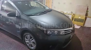 Foto venta Auto usado Toyota Corolla 1.8 XEi (2015) color Gris precio $320.000