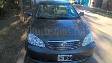Foto venta Auto Usado Toyota Corolla 1.8 XEi (2008) color Gris Oscuro precio $175.000