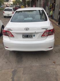 Foto venta Auto usado Toyota Corolla 1.8 XEi (2014) color Blanco precio $320.000