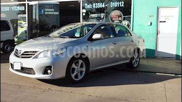 Foto venta Auto usado Toyota Corolla 1.8 XEi (2011) color Gris Claro precio $295.000