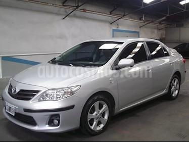 Foto venta Auto usado Toyota Corolla 1.8 XEi (2014) color Gris Plata  precio $328.000