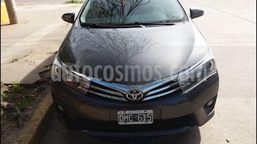Foto venta Auto usado Toyota Corolla 1.8 XEi (2014) color Gris precio $255.000