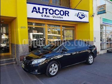 Foto venta Auto Usado Toyota Corolla 1.8 XEi (2009) color Negro precio $195.000