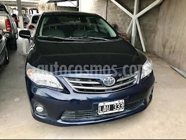 Foto venta Auto Usado Toyota Corolla 1.8 XEi (2012) color Azul precio $298.000
