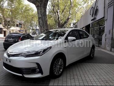 Foto venta Auto usado Toyota Corolla 1.8 XEi (2019) color Blanco