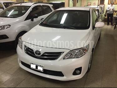 Foto venta Auto Usado Toyota Corolla 1.8 XEi (2013) color Blanco precio $330.000