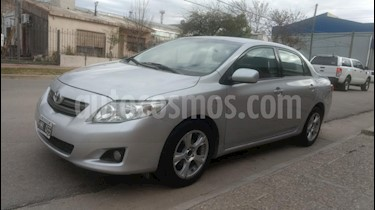 Foto venta Auto Usado Toyota Corolla 1.8 XLi CVT (2008) color Gris Claro precio $215.000
