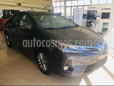 Foto venta Auto Usado Toyota Corolla 1.8 XLi CVT (2018) color Gris Oscuro precio $750.000