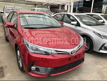 Foto venta Auto usado Toyota Corolla 1.8 XLi CVT (2019) color Rojo precio $970.900