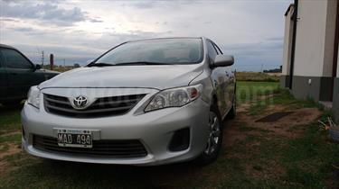 Foto venta Auto usado Toyota Corolla 1.8 XLi (2013) color Gris Plata  precio $190.000