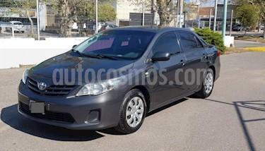 Foto venta Auto Usado Toyota Corolla 1.8 XLi (2012) color Gris Oscuro precio $260.000