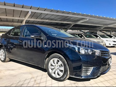 Foto venta Auto Usado Toyota Corolla 1.8 XLi (2014) color Azul precio $374.400