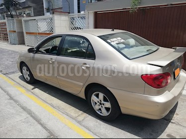 Foto venta Auto Usado Toyota Corolla  1.8L Full Aut climatizador (2005) color Bronce precio u$s7,500