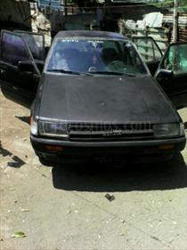 Foto venta carro Usado Toyota Corolla AVILA  1.6 (1986) color Negro precio u$s550
