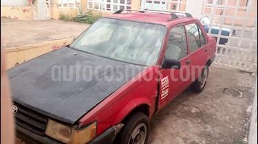 Foto venta carro usado Toyota Corolla AVILA  1.6 (1988) color Rojo precio u$s600