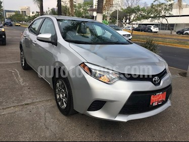 Foto venta Auto Usado Toyota Corolla Base Aut (2016) color Plata precio $225,000