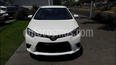 Foto venta Auto Seminuevo Toyota Corolla Base Aut (2016) color Blanco precio $225,000