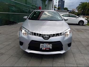 Foto venta Auto Seminuevo Toyota Corolla Base Aut (2016) color Plata