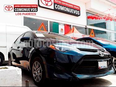 Foto venta Auto Seminuevo Toyota Corolla Base (2017) color Azul precio $245,000