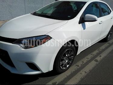 Foto venta Auto Usado Toyota Corolla Base (2016) color Blanco precio $235,000