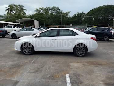Foto venta Auto Seminuevo Toyota Corolla Base (2016) color Blanco precio $219,000