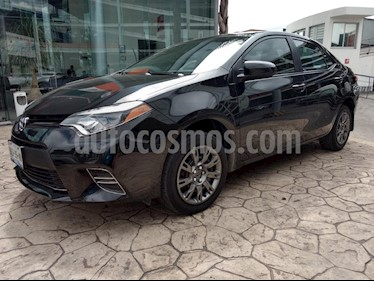 Foto venta Auto Seminuevo Toyota Corolla Base (2016) color Negro precio $215,000