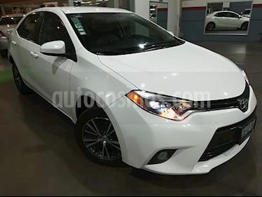 Foto venta Auto Seminuevo Toyota Corolla CE 1.8L Aut (2016) color Blanco precio $245,000