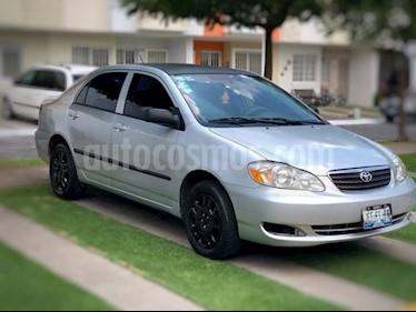 Foto venta Auto usado Toyota Corolla CE 1.8L  (2006) color Plata precio $83,000