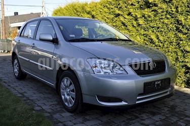 Toyota Corolla Flotilla  usado (2002) color Gris precio u$s2.100