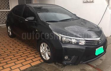 Foto Toyota Corolla GLi  Aut usado (2015) color Negro precio u$s18.000